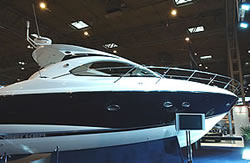 SportsBoat at the Birmingham Boat Show